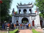 Hà Nội: Xử lý triệt để tình trạng xây dựng trái phép tại Văn Miếu - Quốc Tử Giám