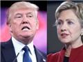Bà Clinton dẫn trước đối thủ Trump trước thềm cuộc tranh luận đầu tiên