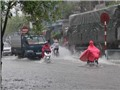 Dự báo từ Thanh Hóa đến Hà Tĩnh tiếp tục có mưa to