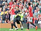 ĐẶC BIỆT: Có hai Ibrahimovic ở trận đấu giữa Man United và Leicester City