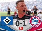 Hamburg 0-1 Bayern Munich: Sút mãi mới vào, Bayern vất vả duy trì mạch toàn thắng