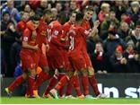 Liverpool 5-1 Hull City: Lallana và Milner rực sáng, Liverpool có chiến thắng kiểu 'hủy diệt'
