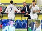 Las Palmas 2-2 Real Madrid: Ronaldo nổi cáu vì bị thay ra, Real trả giá đắt