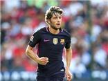 Sergi Roberto lại tỏa sáng, Enrique đã có thể yên tâm 'trảm' Vidal