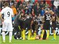 Kevin De Bruyne nghỉ 4 tuần, kỳ trăng mật của Guardiola sớm kết thúc?