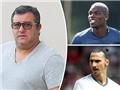 Ibrahimovic từng dọa bẻ gãy chân Raiola nếu Pogba không về Man United