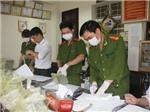 Lào Cai: Phá chuyên án ma túy, thu giữ 10 bánh heroin
