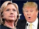 Bầu cử Mỹ 2016: Bà H. Clinton và ông D. Trump sẵn sàng cho cuộc tranh luận trực tiếp
