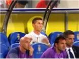 TIẾT LỘ: Ronaldo không chỉ bực tức mà còn văng tục với Zidane