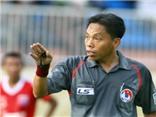 Trọng tài Nguyễn Ngọc Châu 'ẵm' danh hiệu Còi vàng 2016