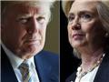 Trận 'so găng' mở màn giữa bà Hillary Clinton và ông Donald Trump