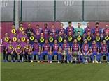 TIẾT LỘ Barcelona có đội ngũ huấn luyện hùng hậu bậc nhất thế giới