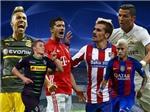 Lịch thi đấu và truyền hình TRỰC TIẾP Champions League ngày 28/9 và 29/9