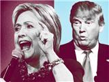 Kết thúc cuộc tranh luận trực tiếp đầu tiên: Ông Trump kích động, bà Clinton điềm tĩnh