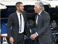 Simeone đối đầu Ancelotti: Những kẻ luôn cháy hết mình vì đội bóng