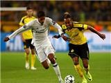 Dortmund 2-2 Real Madrid: Rượt đuổi kịch tính ở Signal Iduna Park
