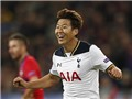 Son Heung-min tiếp tục tỏa sáng giúp Tottenham thắng ở Champions League