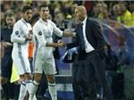 Ronaldo đã CHỦ ĐỘNG bắt tay dàn hòa với Zidane