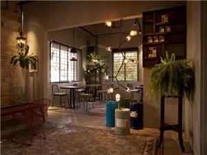 Quán cafe thành 'thiên đường check-in' nhờ phong cách 'độc'