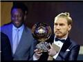 Nước Anh chú ý: 'LORD' Bendtner đã ghi bàn trở lại, lập kỷ lục vô tiền khoáng hậu