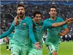 Moenchengladbach 1-2 Barcelona: Vắng Messi, Barca nhọc nhằn thắng ngược dòng
