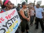 Tiếp tục biểu tình tại Mỹ phản đối cảnh sát bắn chết người da màu