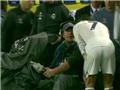 PHÁT HIỆN: Ronaldo nhờ vả người quay phim sau khi bị từ chối bàn thắng