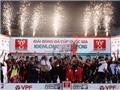 Than Quảng Ninh vô địch Cúp quốc gia lần đầu tiên