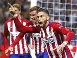 Ở Champions League, Atletico chẳng sợ đối thủ nào cả!