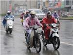 Cả nước mưa dông, TP HCM đề phòng ngập úng