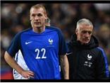 Vừa được gọi lên tuyển, Jeremy Mathieu từ giã luôn sự nghiệp quốc tế