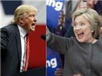 Bầu cử Mỹ 2016: Bà H.Clinton tiếp tục 'cắt đuôi' ông D.Trump