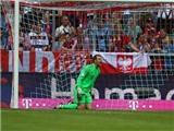 Bayern Munich 1-1 Cologne: Sau Atletico, Cologne làm Ancelotti 'buồn'