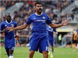 Ở Chelsea, Diego Costa giờ là 'thánh gánh team'