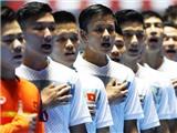 NÓNG: Futsal Việt Nam nhận giải Fair Play tại Futsal World Cup 2016