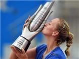 Tennis ngày 2/10: Petra Kvitova lên ngôi tại Wuhan Open; Nadal thử sức với môn Bi-a