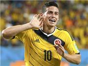 James Rodriguez khiến Real Madrid 'sôi máu' vì bỏ về Colombia