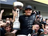 Nico Rosberg về nhất ở chặng đua Nhật Bản GP
