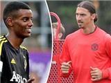 Ibrahimovic tiến cử 'Ibra mới' cho Juventus và PSG