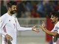 Pique tuyên bố chia tay tuyển Tây Ban Nha vì... giận dỗi người hâm mộ