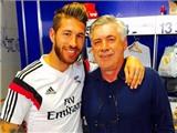 Ancelotti khen Ramos toàn năng hơn cả Canavaro và Baresi