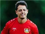 Được hỏi mua với giá 45 triệu euro, Javier Hernandez giờ là 'hàng hot'