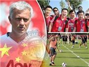 Mourinho và Lippi là ứng viên dẫn dắt Trung Quốc