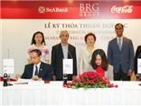 Coca-Cola Việt Nam, tập đoàn BRG và SeABank thỏa thuận hợp tác toàn diện
