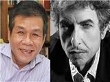 Bob Dylan đoạt giải Nobel, đêm nay tôi lại nghe Trịnh Công Sơn
