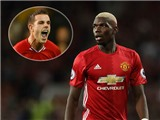 Pogba bị cựu danh thủ Anh đánh giá thấp hơn Henderson