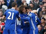 ĐIỂM NHẤN Chelsea 3-0 Leicester: 3-4-3 của Conte phát huy hiệu quả. Kante khiến Leicester thêm buồn