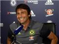 Conte và Abramovich cười vào các tin đồn sa thải