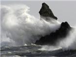 24h tới bão số 7 đi vào Vịnh Bắc Bộ