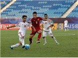 U19 Việt Nam 1-1 U19 UAE: Chia điểm trong thế mất người